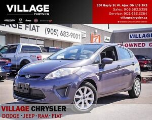 2012 Ford Fiesta SE, Auto, Bluetooth, Heated Seats, Alloy...