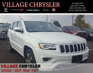2016 Jeep Grand Cherokee Overland 4X4,NAVI,SUNROOF,BACKUP,LEATHE