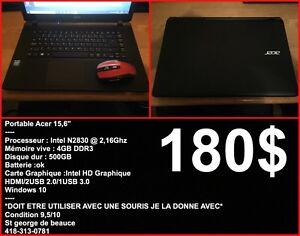 Portable Acer