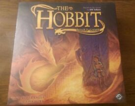 The Hobbit Board Game NEW