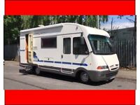 (Sm Dog welcome )Automatic Merc Motorhome/campervan hire rent Devon Cornwall holiday , dates free.