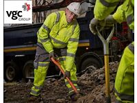 Ground worker- wanted- West London – VGC Group