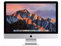 "As New Boxed Apple iMac 21.5"" Desktop - MK142B/A (October, 2015) 8GB 1TB"