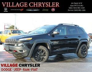 2016 Jeep Cherokee Trailhawk V6 SafetyTec & Technology Group, Pa