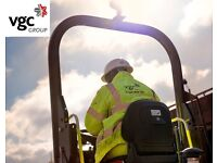Dumper/Roller Drivers Wanted – Kent - VGC Group