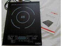 "COOKS PRO INDUCTION PORTABLE COOKER D4058 (SEE DESCRIPTION) ""BARGAIN"""
