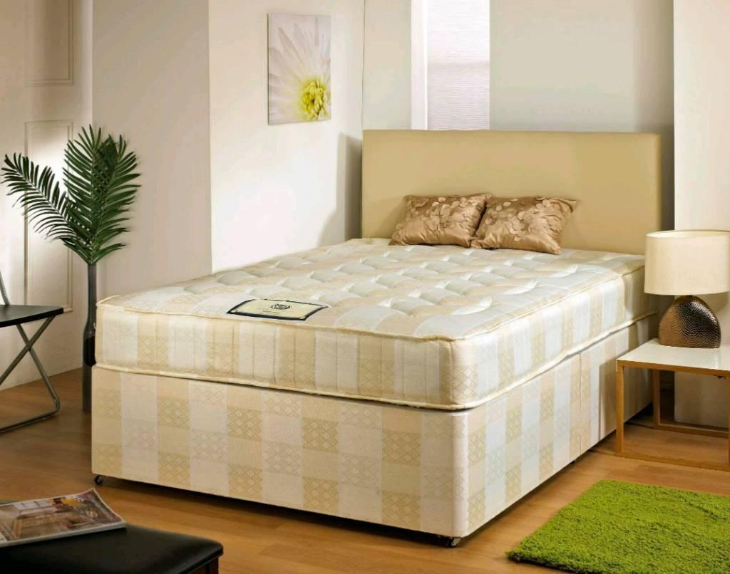 Regency othorpedic bed in 4'6 or 5ft 1 YEAR WARRANTY