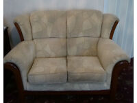 Very comfortable 2 Seater Sofa in Good Condition