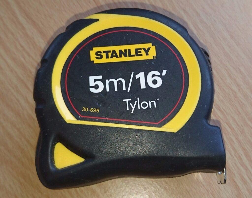 Stanley Measuring Tape 5m In Cambridge Cambridgeshire Gumtree Basic 16