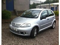2005 Citroen C3 1.6 VTR - 1 YEAR MOT & Only 83000 Miles