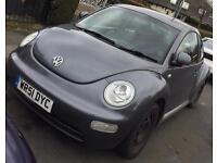 Volkswagen new Beetle 2001 2.0 classic