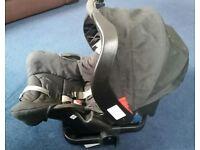 Graco Logico car seat 0-2 years
