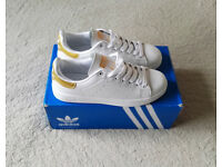 Adidas Originals Stan Smith Size UK 6.5 Brand New With Box