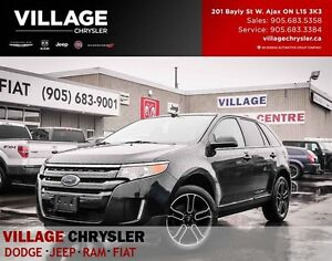 2014 Ford Edge SEL,Leather,Nav,Pan-Sunroof,Remote,