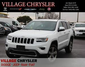 2015 Jeep Grand Cherokee Limited,Luxury Grp II, Blind spot monit