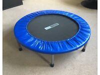 'Trampette' Mini Indoor Fitness Trampoline