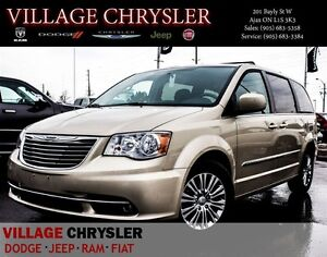 2013 Chrysler Town & Country Leather, Remote Starter, Pwr/Slidin