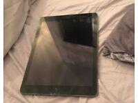 """Apple iPad Air - Wi-Fi - 16 GB - Space Grey - 9.7"""""""