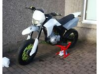 125 Custom Supermoto Project(NEARLY FINISHED)