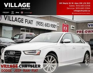 2015 Audi A4 Progressive,S-LINE, Nav,SunroofLeather,Heated
