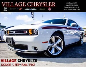 2016 Dodge Challenger R/T, Classic App Pkg, Nav, Sunroof,Blind S