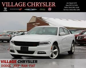 2016 Dodge Charger R/T Track Pak, Technology Grp, Sunroof, NAVI
