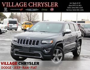 2015 Jeep Grand Cherokee Limited Luxury Grp II, Panoramic Sunroo