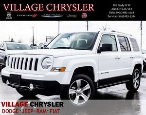 2016 Jeep Patriot High Altitude 4X4 6.5Touchscreen, Leather, PWR