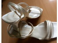 Unused Bridal Shoes - Gabriella & Lucido