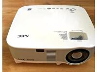 NEC NP901W HD Projector - Including Security Cage & Ceiling Mount - Delivery Available