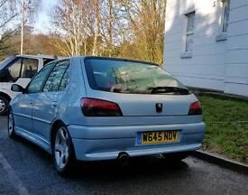 Peugeot 306 D TURBO!!!