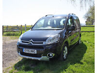 CITROEN BERLINGO MICRO DOUBLE BERTH