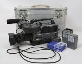 Sony DSR-250P Camcorder- Professional Broadcast Dvcam Camera
