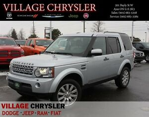 2012 Land Rover LR4 HSE Luxury glass roof,Navi,7 passenger