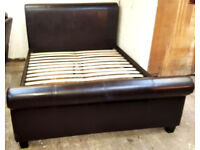 Queen Size Bed Frame. can deliver