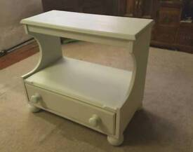 Tv stand unit. Storage. Side table. Drawer.