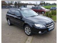 Subaru outback 2009 for sale 3L petrol