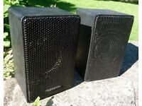 Realistic Minimus 3.5 Speakers, Vintage, Retro, Collectors