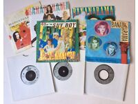 """Lot 2 - Large Collection of 7"""" Vinyl Singles Various Genre, 50s, 60s, 70s, 80s (Bundle of 6 for £5)"""