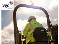 Dumper Driver/Groundworkers Wanted – South Wales - VGC Group