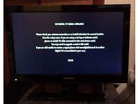 "Toshiba 18"" TV"