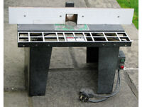 Bosch RT60 router table