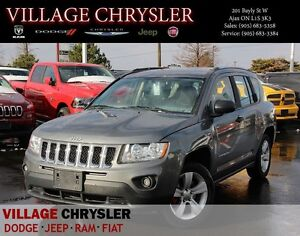 2013 Jeep Compass Sport Fog Lamps, Air, Aluminum Wheels