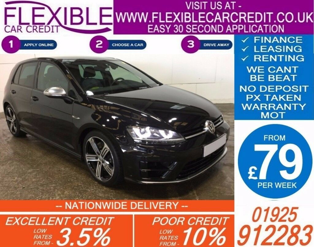 2014 vw golf r 2 0 tsi dsg good bad credit car finance available in leicester. Black Bedroom Furniture Sets. Home Design Ideas
