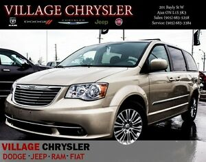 2013 Chrysler Town & Country Leather,Remote Starter,Pwr/Sliding