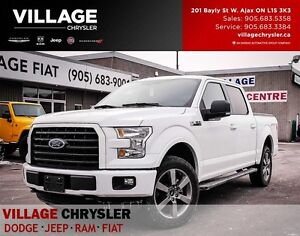 2016 Ford F-150 XLT Sports 4x4, Clean Carproof, Nav, Tow, Remote