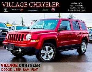 2014 Jeep Patriot Limited 4X4 Leather, Heated Front Seats, Power