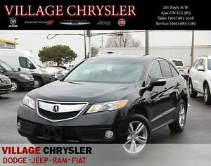 2013 Acura RDX Base w/Technology Package, Sunroof