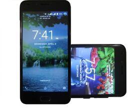 Elliptifone 4G Smartphone Dual Sim, Black, Android 6.0