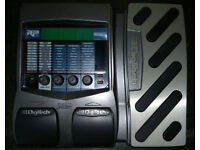 Digitech RP250 Processor Effects unit